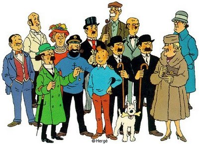 Hergé at 100