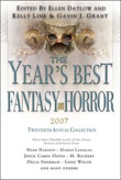 Review: <i>The Year's Best Fantasy and Horror</i>  edited by Ellen Datlow, Kelly Link and Gavin J Grant
