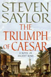Review: <i>The Triumph of Caesar</i> by Steven Saylor