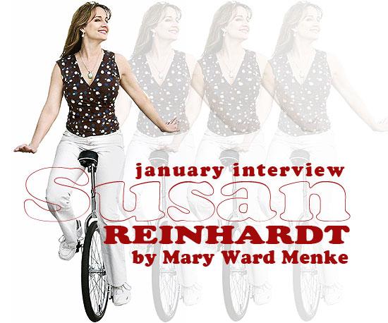 Interview: Susan Reinhardt