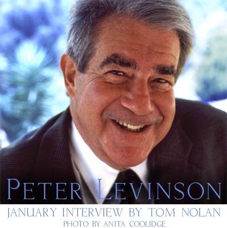 Peter J. Levinson Passes