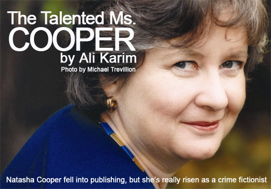 Interview: Natasha Cooper author of A Poisoned Mind
