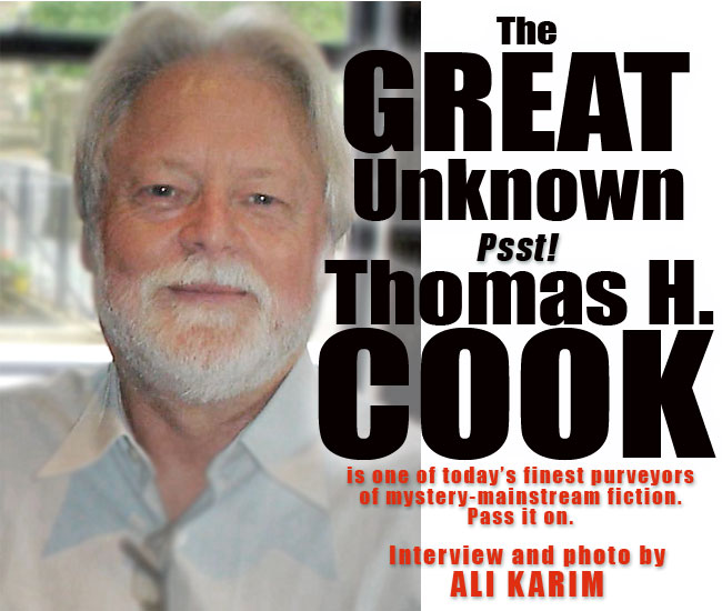 Interview: Thomas H. Cook