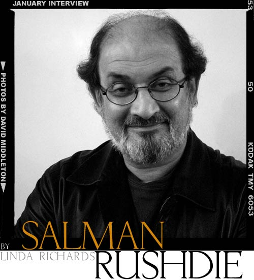 Rushdie to Write About Fatwa