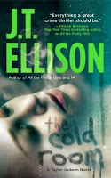 Crime Fiction: The Cold Room by J.T. Ellison