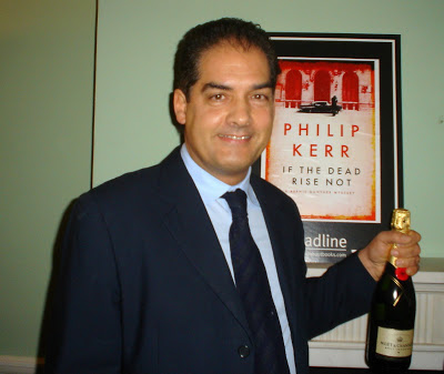 Philip Kerr at The Rap Sheet