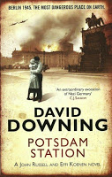 Crime Fiction: <i>Potsdam Station</i> <br>by David Downing