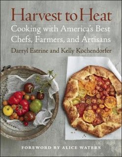 Cookbooks: Harvest to Heat: Cooking With America's Best Chefs, Farmers, and Artisans by Kelly Kochendorfer and Darryl Estrine