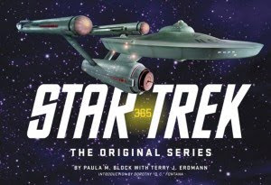 Holiday Gift Guide: <i> Star Trek: The Original Series 365</i> by Paula M. Block and Terry J. Erdmann
