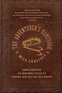 Holiday Gift Guide: <i>The Adventurer's Handbook</i> by Mick Conefrey
