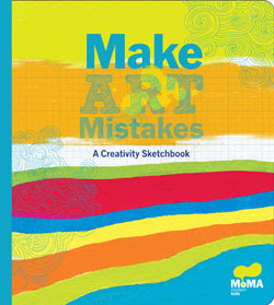 Holiday Gift Guide: <i>Make Art Mistakes: A Creativity Sketchbook</i>