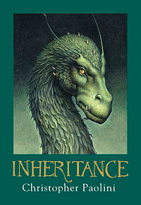 Holiday Gift Guide: <i>Inheritance</i> by Christopher Paolini