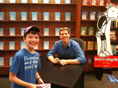 Diary of a Wimpy Kid: a Chat With Jeff Kinney