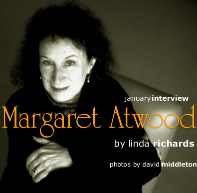 Happy Birthday to Margaret Atwood