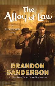 New this Month: <i>The Alloy of Law</i> by Brandon Sanderson