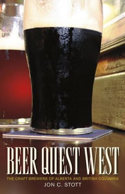 Holiday Gift Guide: Beer Quest West by Jon C. Stott