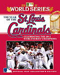 Holiday Gift Guide: <i>The Year of the St. Louis Cardinals: Celebrating the 2011 World Series Champions</i>