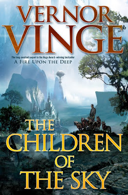 SF/F: <i>The Children of the Sky</i> by Vernor Vinge