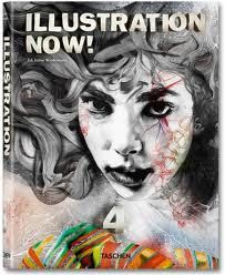 Holiday Gift Guide: Illustration Now 4 and Illustration Now: Portraits edited by Julius Wiedermann