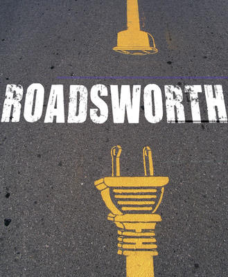 Holiday Gift Guide: <i>Roadsworth</i> by Roadsworth with Bethany Gibson