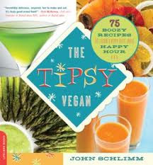 Holiday Gift Guide: <i>The Tipsy Vegan</i> by John Schlimm