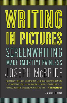 New Today: <i>Writing in Pictures</i> by Joseph McBride