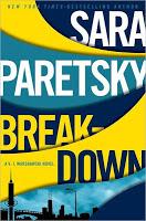 Crime Fiction: <i>Breakdown</i> by Sara Paretsky