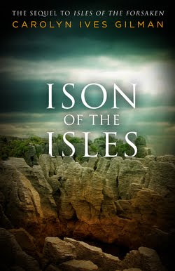New This Week: <i>Ison of the Isles</i> by Carolyn Ives Gilman