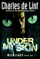SF/F: <i>Under My Skin</i> by Charles de Lint