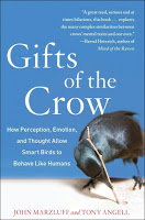 Non-Fiction: <i>Gifts of the Crow</i> by John Marzluff and Tony Angell