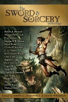 SF/F: The Sword & Scorcery Anthology edited by David G. Hartwell and Jacob Weisman