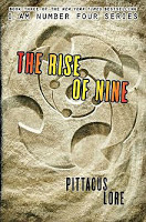 Young Adult: The Rise of Nine by Pittacus Lore