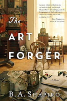 New This Week: <i>The Art Forger</i> by B.A. Shapiro