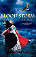 Young Adult: <i>Blood Storm</i> by Rhiannon Hart