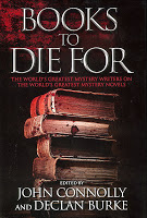 Holiday Gift Guide: Books to Die For edited by John Connolly and Declan Burke