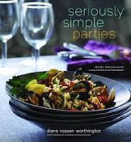 Holiday Gift Guide: Seriously Simple Parties by Diane Rossen Worthington