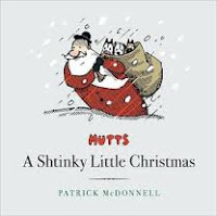 Holiday Gift Guide: A Shtinky Little Christmas by Patrick McDonnell