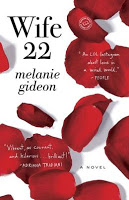 New in Paperback: Wife 22 by Melanie Gideon