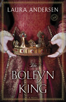 New This Week: The Boleyn King by Laura Anderson