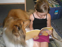 Reading Goes to the Dogs