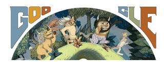 Wild Things Author Celebrated With Google Doodle