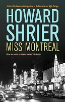 Crime Fiction: <i>Miss Montreal</i> by Howard Shrier