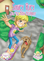 This Just In… Smiley Riley and the New Neighbor by Katie McLaren
