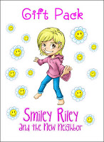This Just In… Smiley Riley and the New Neighbor Gift Pack by Katie McLaren