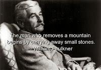 William Faulkner: Just Do It