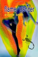 This Just In… Flame Dancer by Annette Smith