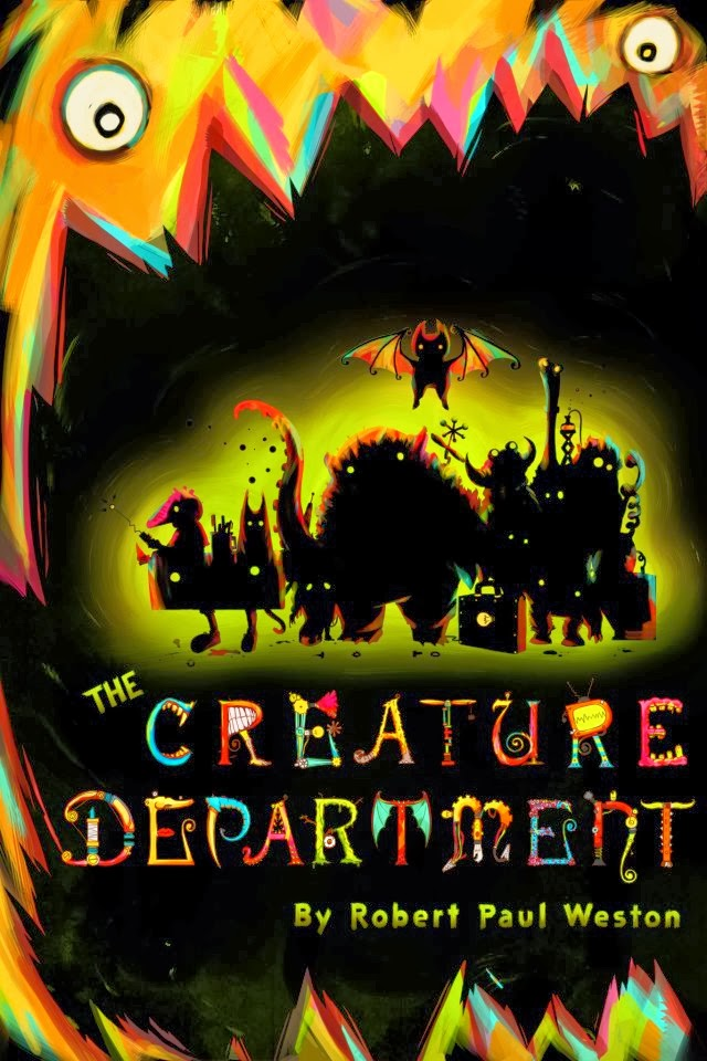 The Creature Department by Robert Paul Weston