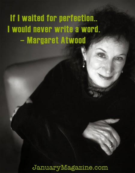 Today's Quote: Margaret Atwood