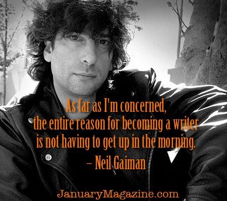 Today's Quote: Neil Gaiman