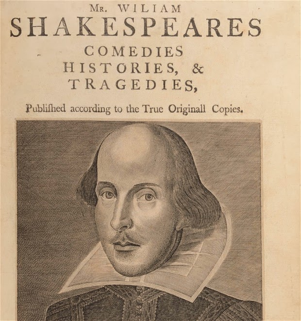 an analysis of the works ofshakespear